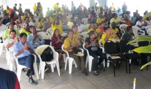A section of the gathering at the AFC Conference being held at the St. Stanislaus College. [iNews' Photo]