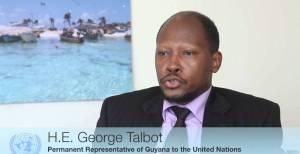 George Talbot