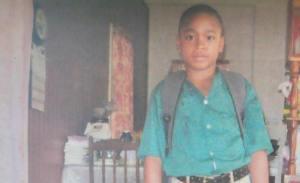 12 – year - old Ryan Dias