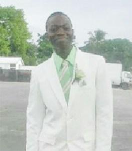 Dead: Leroy Francis Harris