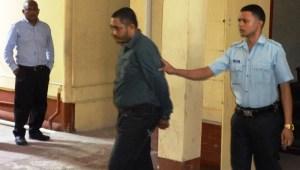 The accused: Asif Khan. [iNews' Photo]