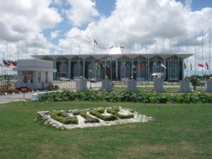 Guyana International Conference Center.