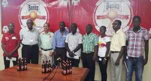 Club representatives along with officials and executives of both Banks DIH and the GFA. [iNews' Photo]