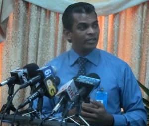 CEO of CJIA, Ramesh Ghir. [iNews' Photo]