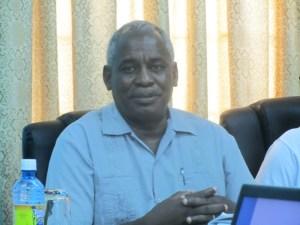 Minister of Public Works, Robeson Benn