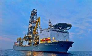 Oil Exploration Rig