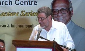 St Vincent & Grenadines Prime Minister, Dr. Ralph Gonsalves