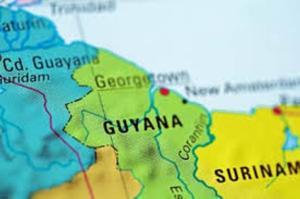 Guyana Suriname