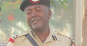 Assistant Police Commissioner, Brian Joseph