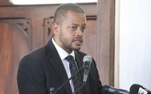 Attorney-at-Law and President of the Guyana Bar Association (GBA), Ronald Burch-Smith