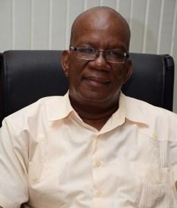 Finance Minister, Winston Jordan