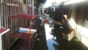 The current state of the Bourda Market, Georgetown, [iNews' Photo]