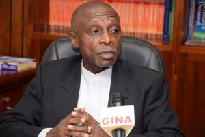 Vice President and Minister of Foreign Affairs, Carl Greenidge