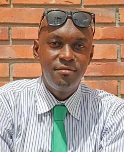 Director of Sports, Christopher Jones.