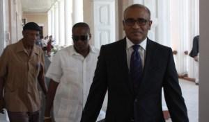Opposition Leader. Bharrat Jagdeo