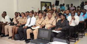 A section of the gathering at the launch. [iNews' Photo]