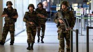 French security forces are now on the highest state of alert
