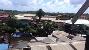 Central Port Kaituma area