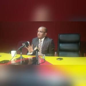 Opposition Leader, Bharrat Jagdeo. [iNews' Photo]