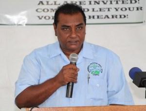 Dr Indarjiit Ramdass - EPA Executive Director