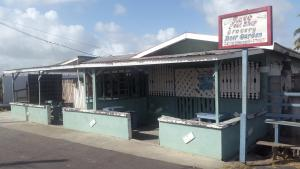 The house and business entity which was robbed. [iNews' Photo]