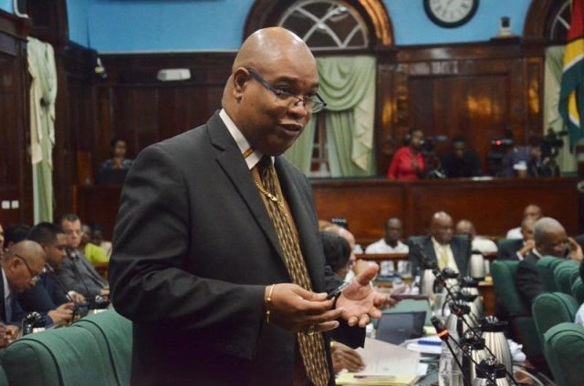 PPP/C MP Juan Edghill