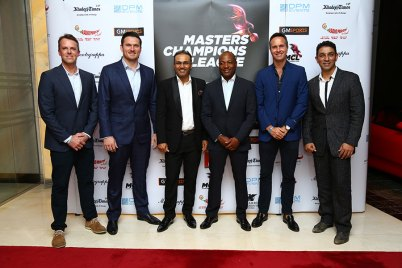 The ICC gave the Masters Champions League the go-ahead on the understanding that only retired players would take part in it © MCL