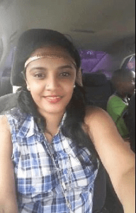 DEAD: 27-year-old Kaimwattie Persaud of Anna Regina