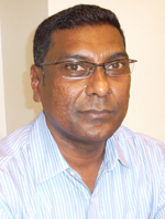 Dr Shamdeo Persaud, Chief Medical Officer