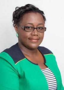 Minister Simona Broomes