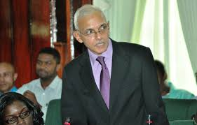 Minister of Local Government, Ronald Bulkan