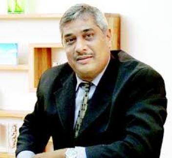 SACKED: Khurshid Sattaur