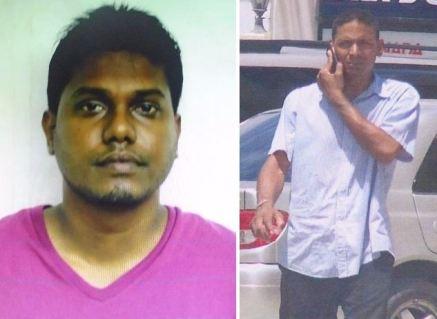 WANTED: Dhanraj Raghubir and Michael Persaud