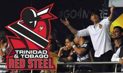 Bollywood star Shah Rukh Khan has expanded his portfolio of owning cricket teams by buying investing in Caribbean Premier League (CPL) T20 team Trinidad & Tobago Red Steel. The 49-year-old already owns the Kolkata Knight Riders in the Indian Premier League (IPL) with co-owners Juhi Chawla and her husband Jay Mehta. The pair alongside SRK's company Red Chillies Entertainment Pvt Ltd have purchased the Port of Spain based team