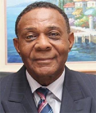 Chairman of Rodney's CoI, Sir Richard Cheltenham