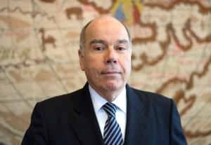 Brazil's Foreign Affairs Minister, Mauro Vieira