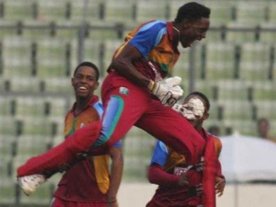 The West Indies U-19 squad have players like Shamar Springer, Shimron Hetmyer and Gidron Pope who have lit up the 2016 Uunder-19 World Cup tournament with their exploits