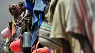 Some 260,000 people died in Somalia as a result of a drought earlier this decade  (AFP photo)