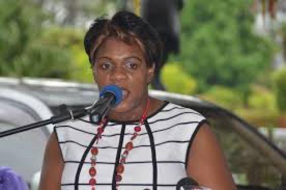 Guyana Teachers Union General Secretary Coretta McDonald addressing the gathering Related images: Related image Related image Related image Related image Related image Related image Related image Related image Images may be subject to copyright.Send feedback