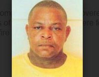 Suspected arsonist, Keith Ferrier