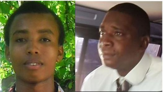 Devon Lewis and his uncle Roy Lewis to confessed to killling him