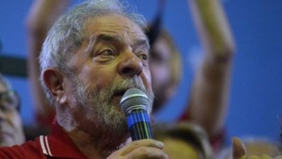 Mr Lula says the accusations against him are politically motivated