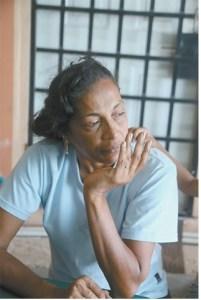 Nedd's mother, Christine