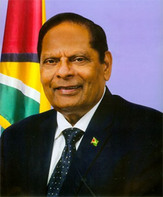 PM Moses Nagamootoo