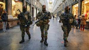 Brussels has continued its lockdown for another week for security purposes (Aljazeera photo)