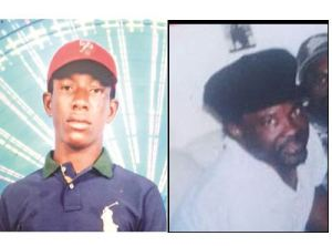 Executed: GDF Lance Corporal, Kevon Payne and Gladstone Taylor