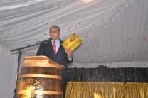 DDL Chairman Komal Samaroo