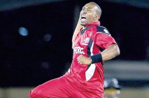 BRAVO... West Indies captain who led the revolt by the players