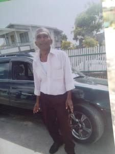 Chopped to death: Sattaur Kadir
