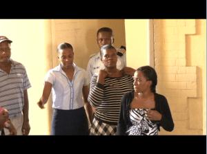 MURDER ACCUSED: Krystal Thomas was granted bail yesterday